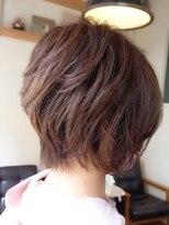 hair sos 丸み クビレ BOB