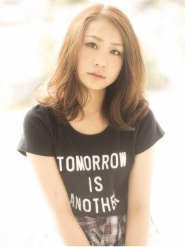 セカンドルーム ティーシーヘアー(2nd room TC hair)2nd room TChair #外ハネセミディ#