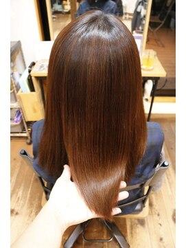 アリシアヘアー(ARISHIA hair)アイロンを使わないでかける!エアストレート☆
