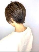 ソース ヘア アトリエ 京橋(Source hair atelier)【SOURCE 】ハイブリッドショート