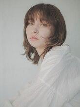 アグ ヘアー ベンジー 代々木上原店(Agu hair benji)【Agu】くびれのあるマッシュレイヤー × マッシュウルフ