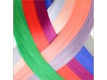 イッツヘアー(IT'S HAIR)の雰囲気(エクステもカラー豊富に取り揃えております♪)