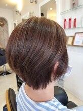 ヘアーアーチ八王子店(HAIR ARCH)【気になる白髪をおしゃれにグレイカラーに!
