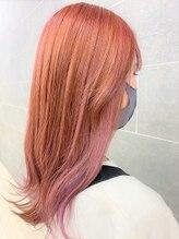 ケアサロンだからできるトレンドカラーをご提案☆グラデ-ション/インナーカラー/ハイライト/髪質改善