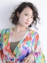 オーブ ヘアー リンク 葛西店(AUBE HAIR link)【AUBE HAIR】スパイラルパーマ_カリーヘアスタイル