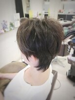 クール ヘアー ギャラリー 神明町店(COOL Hair gallery)大人カッコいいショート