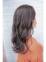 ヘアーグルーミング アイム(Hair &Grooming aim)【レディースカット】ロングレイヤー&ハイライト