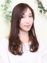 オーガニックサロン フェイス 梅田店(organic salon face)大人クールなバレイヤージュ
