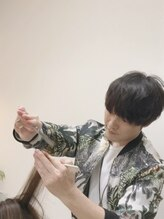 クーラペ(Cura Per hair garden)古川原 昌樹