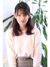 ヘアーグルーミング アイム(Hair &Grooming aim)星田 沙智子