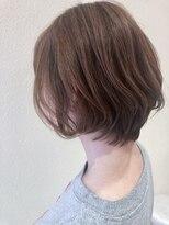 リコ ヘアアンドリラクゼーション(LICO HAIR&RELAXATION)【LICO】くびれのあるウルフボブ