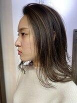 コレット ヘアー 大通(Colette hair)バレイヤージュカラー