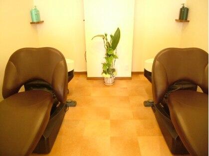 アンブル ヘアデザインアンドヒーリング 古正寺店(Amble hair design&hialing)の写真