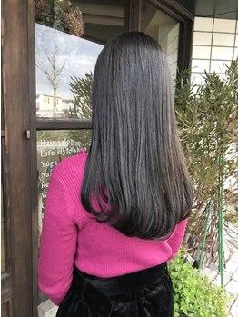ソーイ ヘアアンドライフスタイル ショップ(SO-E HAIR&LIFESTYLE SHOP)の写真/ダメージでパサついた髪やボリュームを失った髪。そんな悩みができたら【SO-E】に一度ご相談ください!