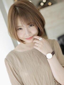 アグ ヘアー ライム 姶良店(Agu hair lime)女っぽセンシュアルショート