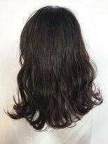 ヘアーアンドメイク ルシア 梅田茶屋町店(hair and make lucia)ショコラベージュ×ピンクインナーカラー