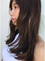 ヘアデザイン ダブル(hair design Double)ツヤ色アッシュブラウン