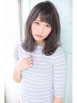 ジュール(Jule)大人かわいい◎ひし形シルエットのナチュラル小顔外ハネボブ神戸