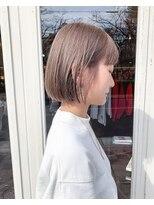 チカシツ(Chikashitsu)19ss white graige