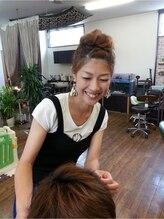 ヘアスタジオ アンジェリカ(Hair Studio Angelica)君山 舞子