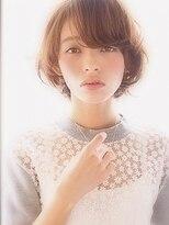 エラ(ELLA)☆耳かけ小顔マッシュ☆《ELLA中目黒》