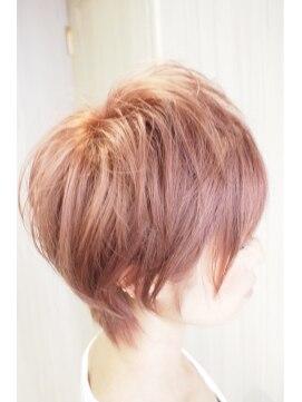 ヘア レスキュー カプラ(hair rescue kapra)ファニーショート