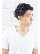 サリューヘアリゾート(saLyu hair resort)◆men's スマートショートVer.2◆