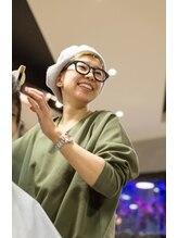 ルームヘアープレイグラウンド(RooM Hair Playground)上林 智美