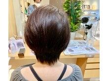 ヘアリゾート ヴィボ(hair resort VIVO)の雰囲気(立体感のあるカットと艶を意識した仕上がり感でより上品に!)