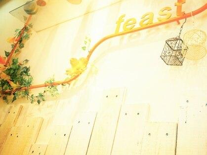 フィースト 新所沢店(feast)の写真
