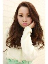 サロン ド シェモア(salon de CHEZ MOI)春カラー☆