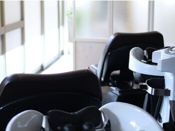 アエル(aeru)の写真/綺麗な髪は健康な頭皮から☆自宅では落としきれない皮脂や汚れをプロの技でしっかり除去して清潔に◎