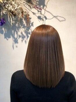 アンウル(anul)の写真/髪・頭皮・身体も整える新感覚トリートメント☆頭皮からキレイにすることで、心の底からリラックス―。