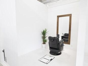 スティル シークエンス(still sequence)の写真/全室個室だからコロナ対策もバッチリ◎癒しのプライベート空間で緊張しない心地の良いサロンタイムを♪