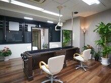 美容室プラザ(PLAZA)の雰囲気(広々した施術スペースでリラックスしていただけます!)