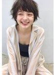 ☆☆blues☆☆タマキstyle 132 ノーブルショート・モテ愛され