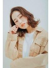 ヘアーアンドフェイス ヌンク(Hair&Face nunc)【田町】【三田】美容室 nunc 新作スタイル
