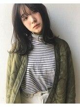 リンネルヘアー (Rin:nel hair)【Rinnel】ミディアムレイヤースタイル