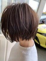 ヘアアンドメイクグラチア(HAIR and MAKE GRATIAE)軽やかボブ