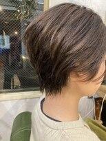 マハナ(Mahana by hair)シルバーカラー