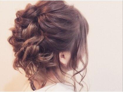 ヘアメイクサロン ビュートピア(hairmake salon Beautopia)の写真