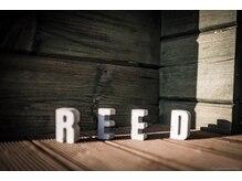 リードサンライズ(REED sunrise)の雰囲気(お店の小さなロゴ見つけられたらかなりのreed通)