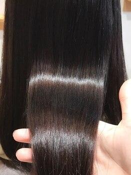クリー(cree)の写真/【美髪専門店】だからできる髪の毛が変わる髪質改善トリートメント。