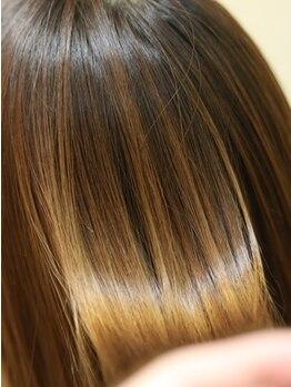 ル ジャルダン 仲町台店(le jardin)の写真/芯から潤いしっとり艶髪に♪あなたの髪に合わせてトリートメントをセレクト!カラーのもちもUP*
