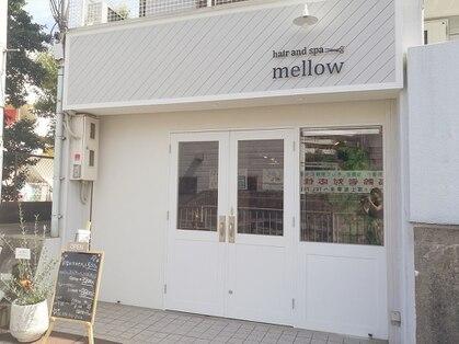 ヘアアンドスパ メロウ(hair and spa mellow)の写真