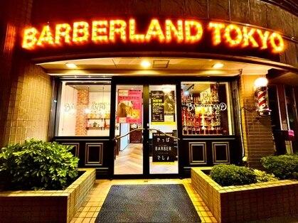 BARBERLAND TOKYO