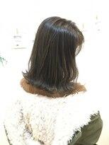 ヘアーデザイン アコースティック(Hair Design ACOUSTIC)オシャレ大人ハイライト