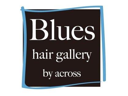 ブルースヘアギャラリー(Blues hair gallery by across)の写真