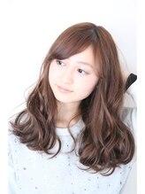 ハーツヘアーズ 沼田店(HEARTS hair's)春にオススメ!ふんわりパーマ&透け感カラー