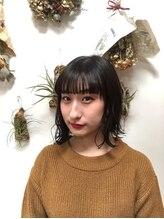 髪切処ICHI(カミキリドコロイチ)切りっぱなしボブ